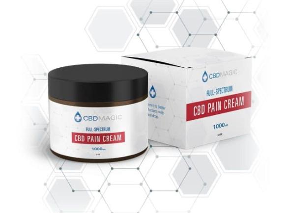Top selling full spectrum CBD cream in Canada